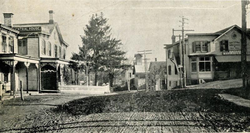 Main-Street-Germantown-NY-c1908