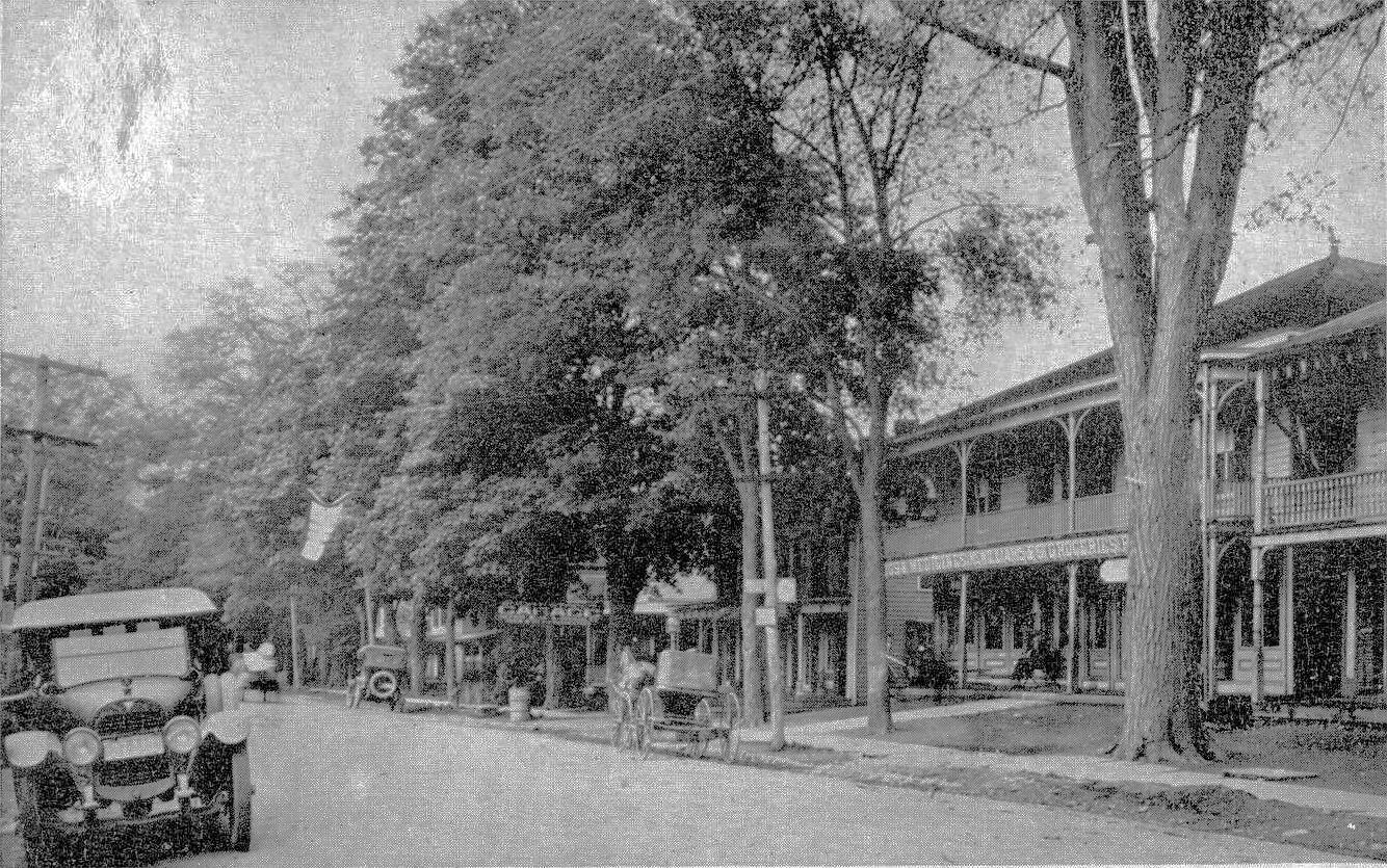 Main Street, Prattsville NY, Greene County