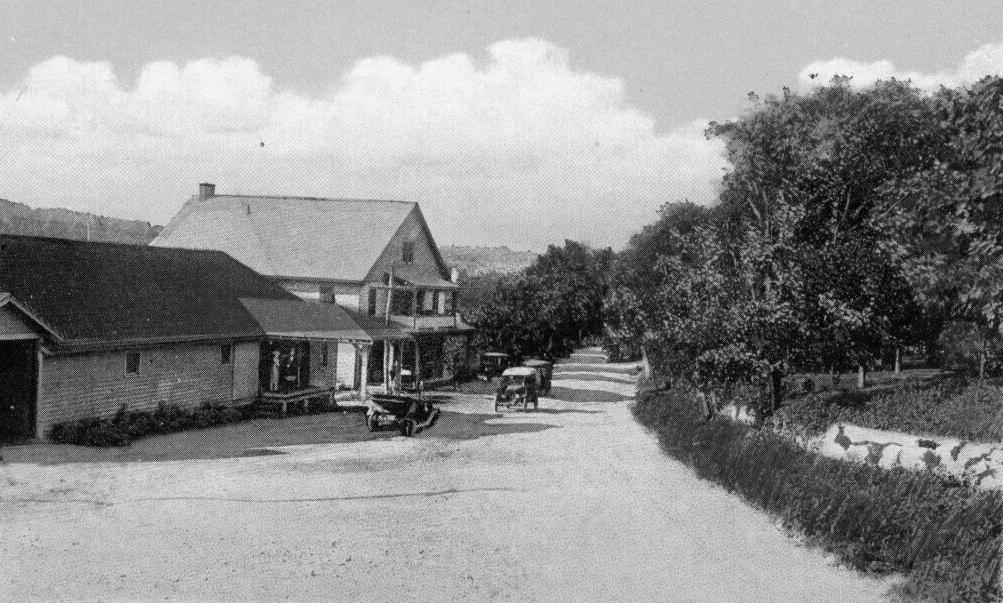 Myrtle Avenue, Mahopac Falls NY, Putnam County c1910