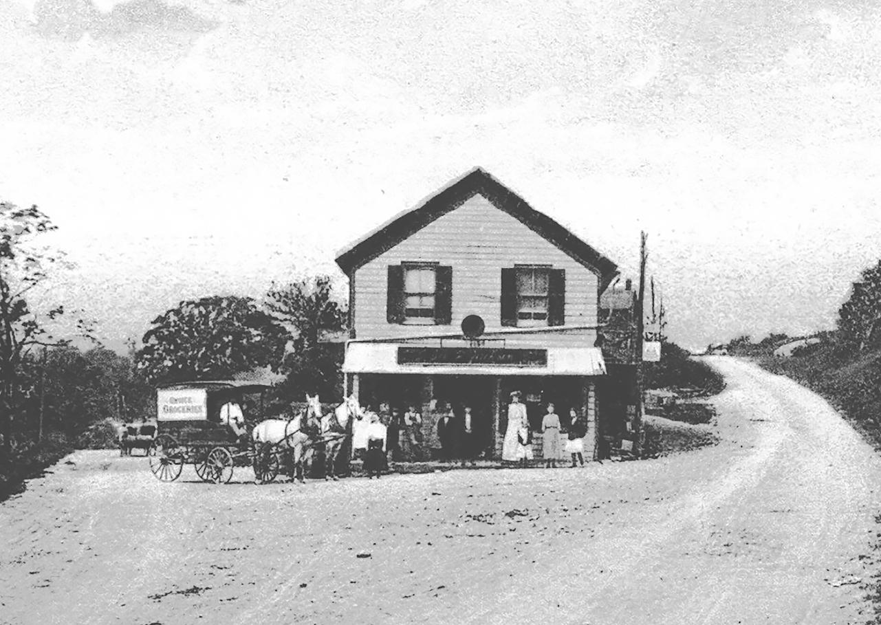 Post Office & Store, Climax NY, Greene County