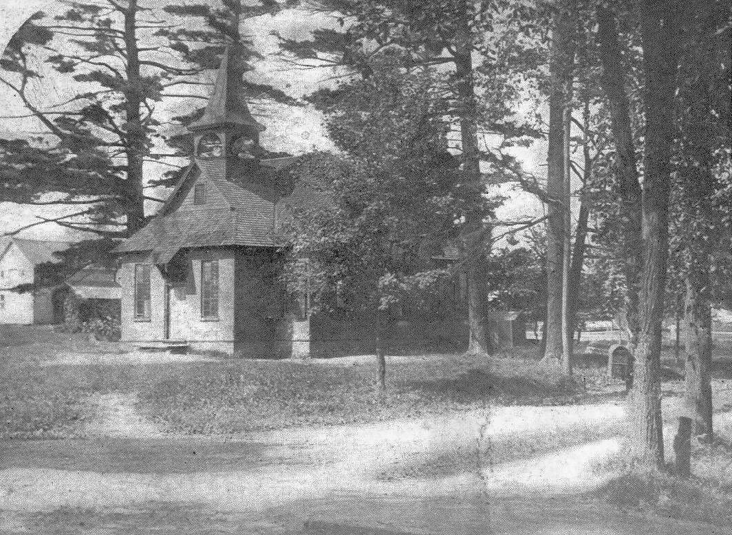 School House- Delmar NY- Albany County 1906