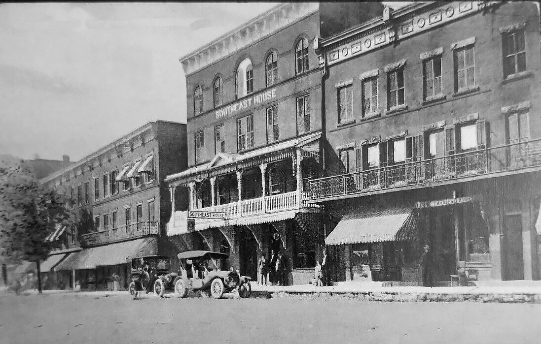 Southeast House, Main Street, Brewster NY, Putnam County